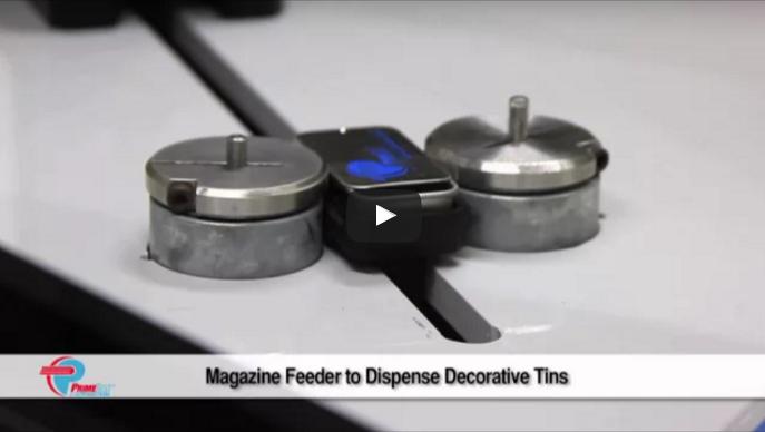 CandyBOT – Fanuc M1 Robot Assembly Demonstration
