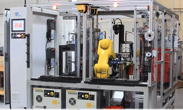 Developing a Multi-Robot Material Handling System